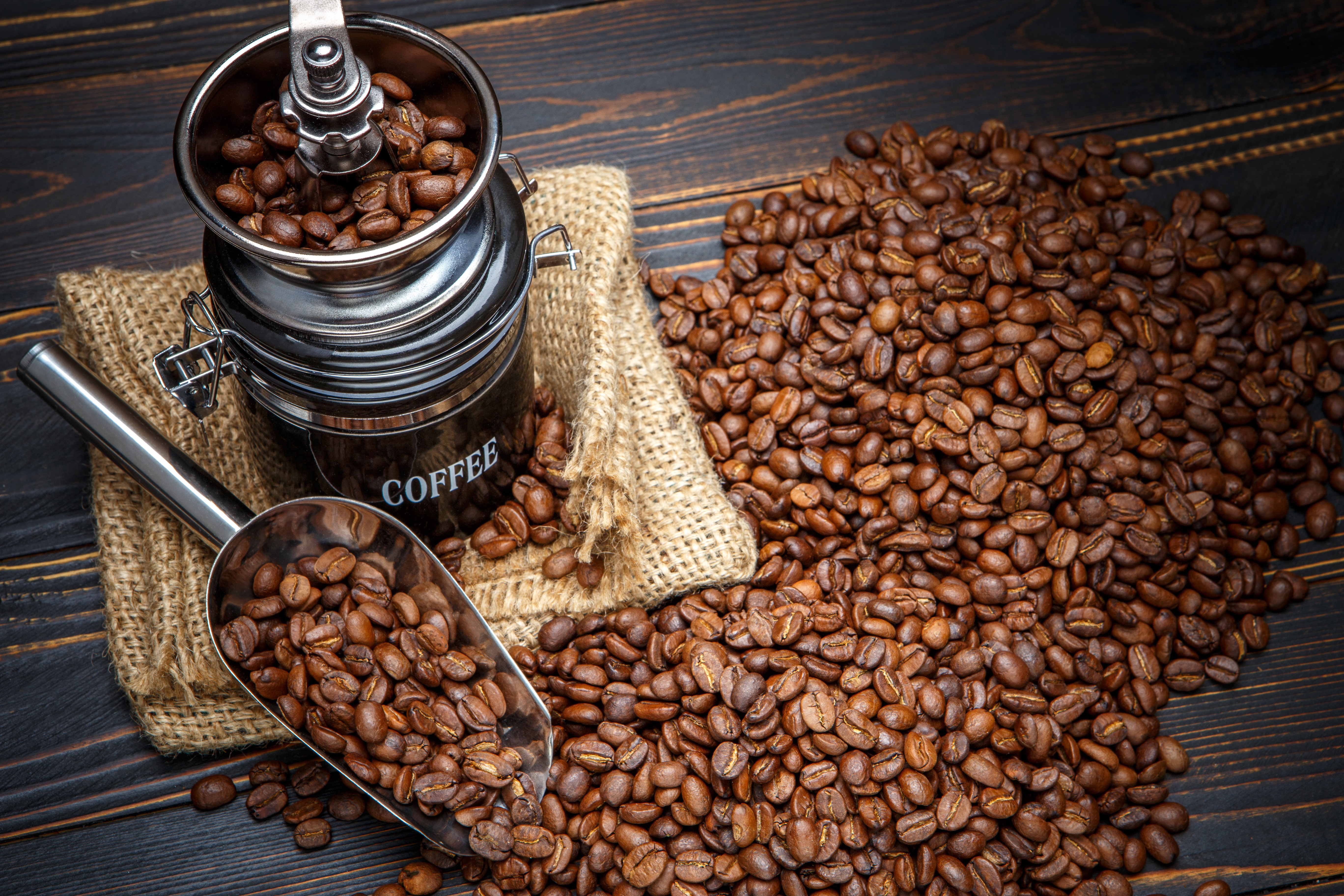 Il Caffè, tutto inizia con una..... Ciliegia