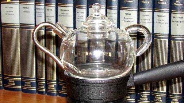 ampolla in vetro borosilicato versione 1 per wow moka