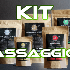 kit assaggio wow moka coffee