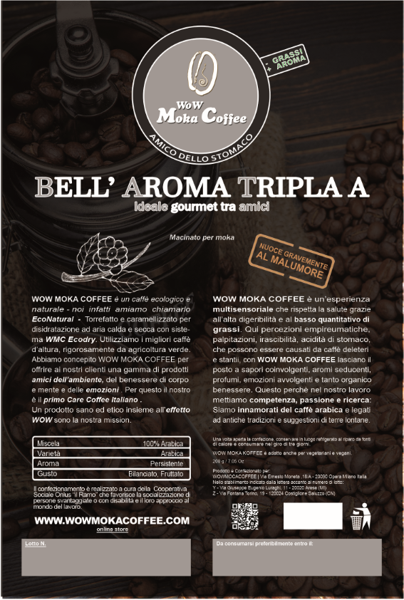 Bell'aroma Tripla A