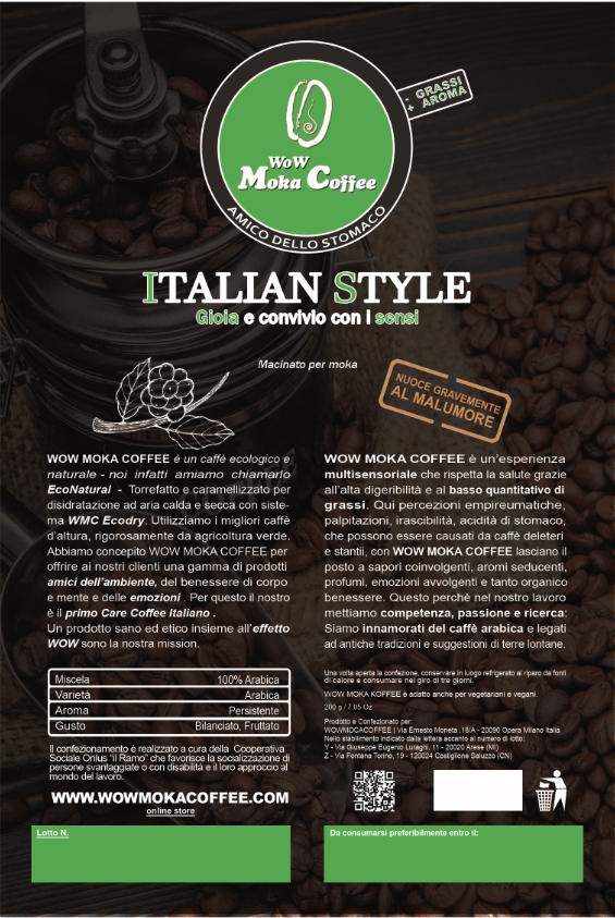 Miscela Italian Style