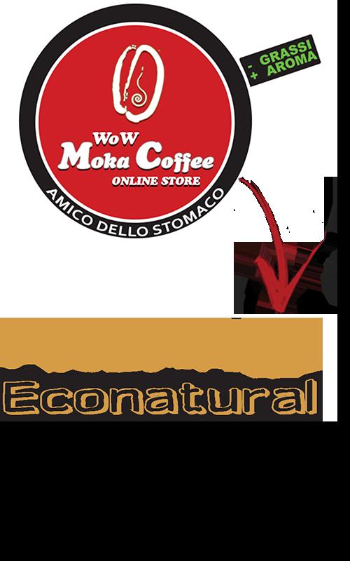 wowmoka coffee econatural aroma